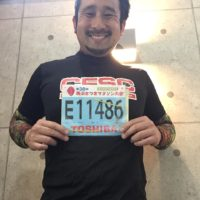 宇都宮のパーソナルトレーナーがマラソン大会を走ります