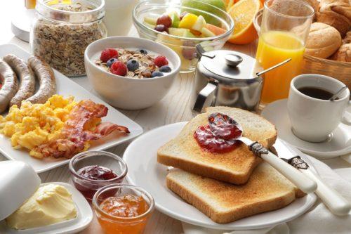痩せたければ朝食を食べよう!