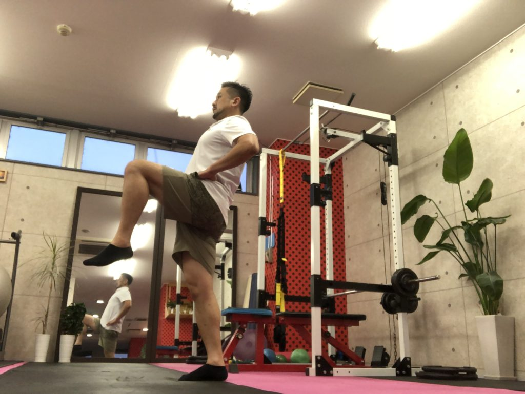 痩せる身体を造る美脚エクササイズ2