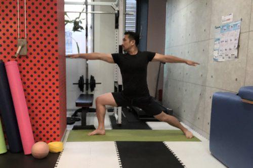 トレーニングとヨガの併用が効果的
