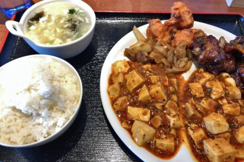 宇都宮 ランチ 麻婆豆腐