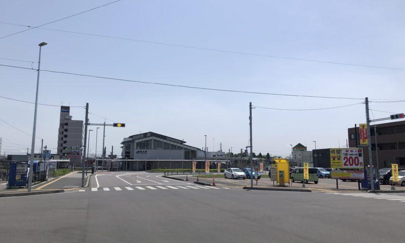 宇都宮 岡本 自転車通勤
